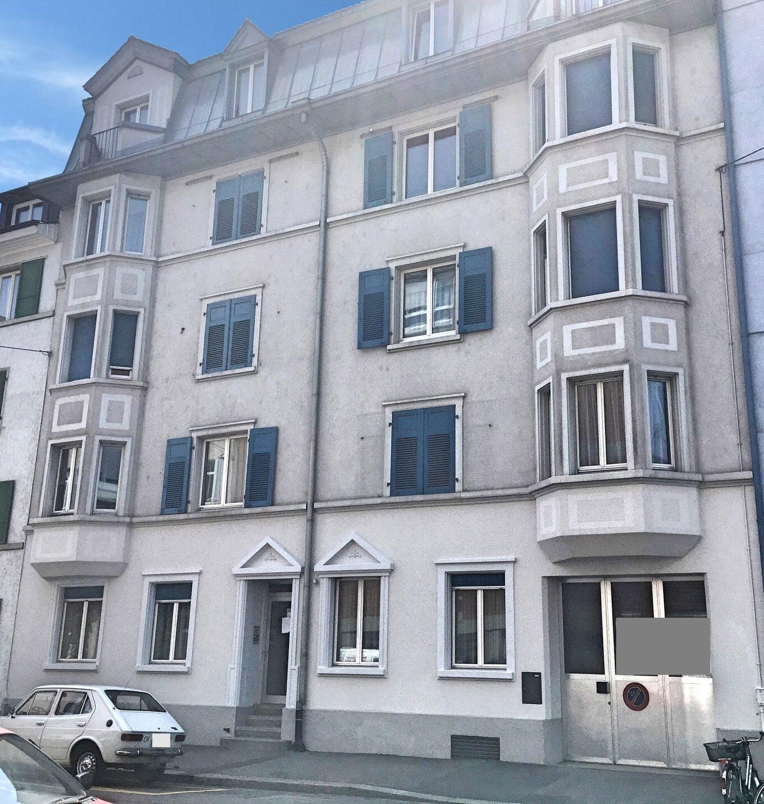 Lothringerstrasse 115