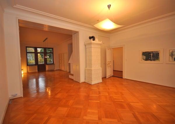 Repräsentative 5 Zimmer Maisonette Altbau Wohnung Im Paulusquartier