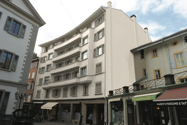 Rue du Conseil 19