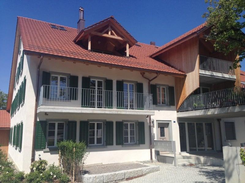 Moderne Wohnung im Dorfkern