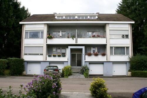 Total Renovierte Maisonette Wohnung Mit 3 Terrassen Allschwil