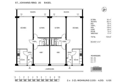 St. Johanns-Ring 26