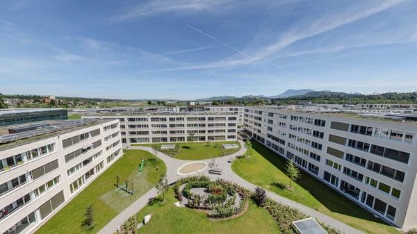 Moderne Neubauwohnung Nahe Luzern Emmen Rent Apartment Homegatech