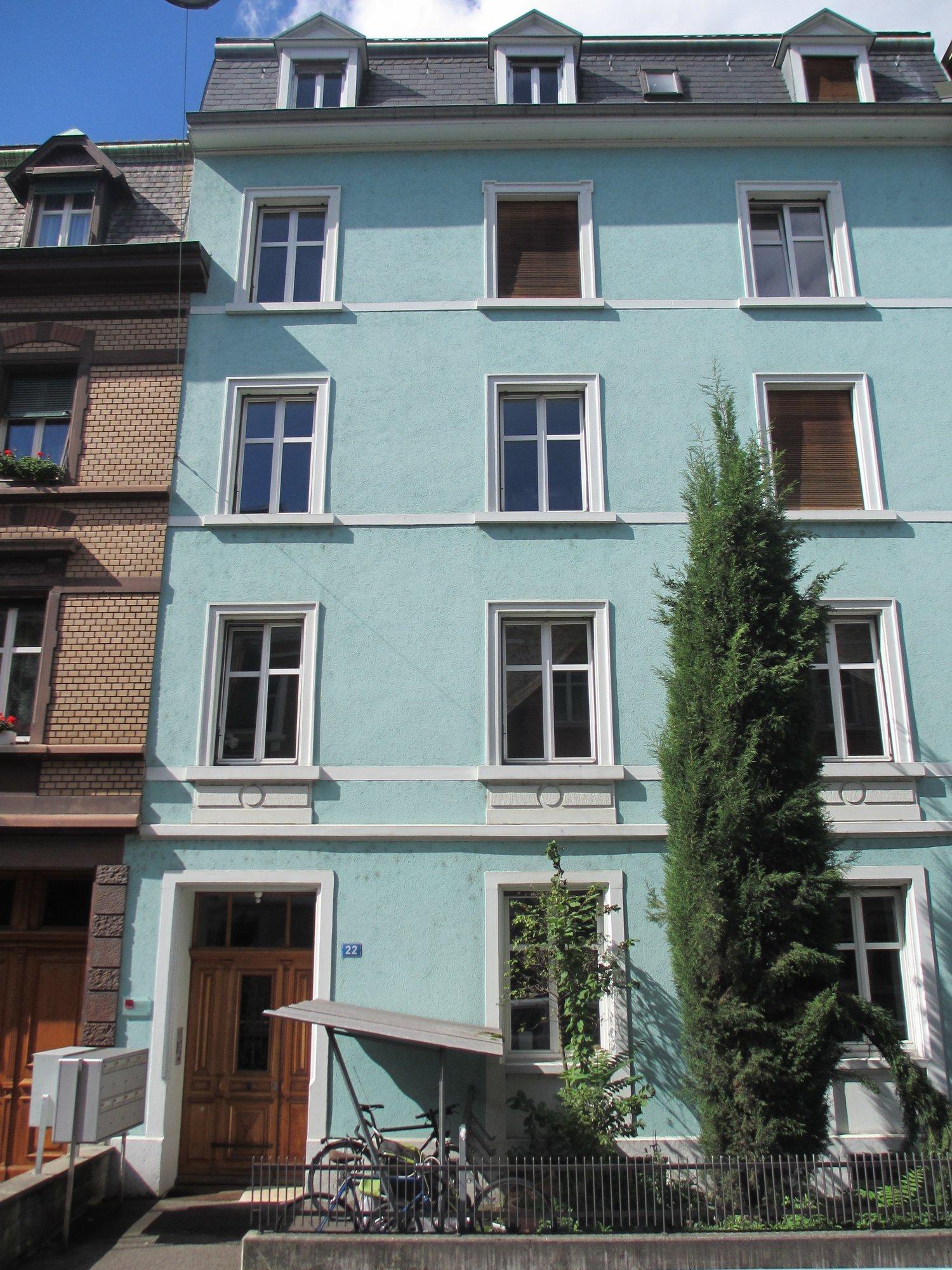 Schauenburgerstrasse 22