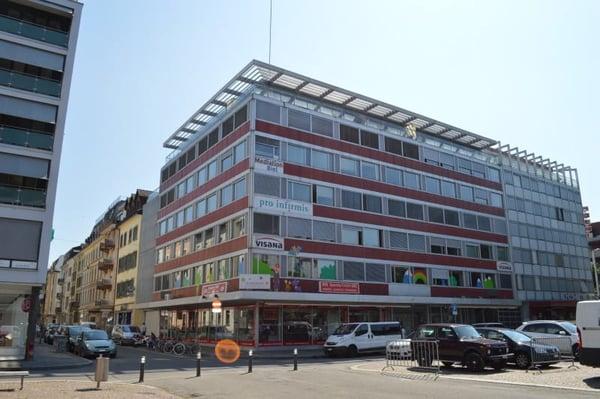 Sonnige büros am neumarktplatz biel bienne büro mieten