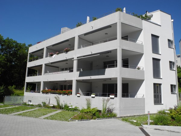 Helle Und Moderne 25 Zimmer Wohnung Mit Balkon Rüti Zh Wohnung