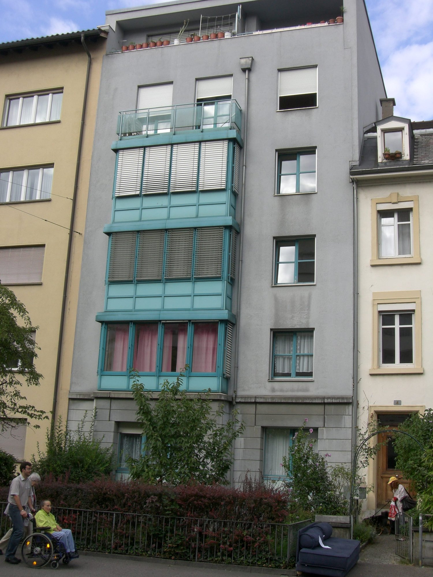 Kannenfeldstrasse 5