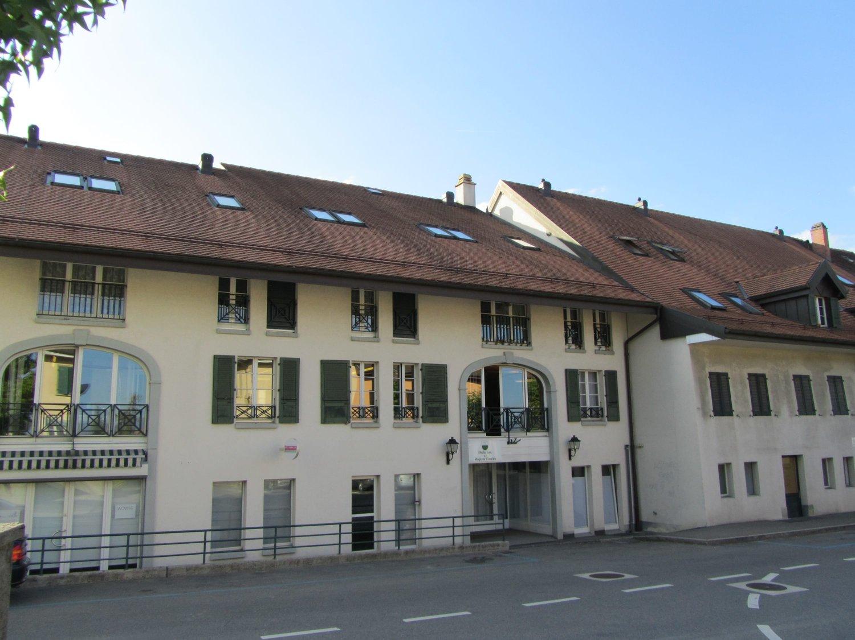 Place Emile Gardaz 6