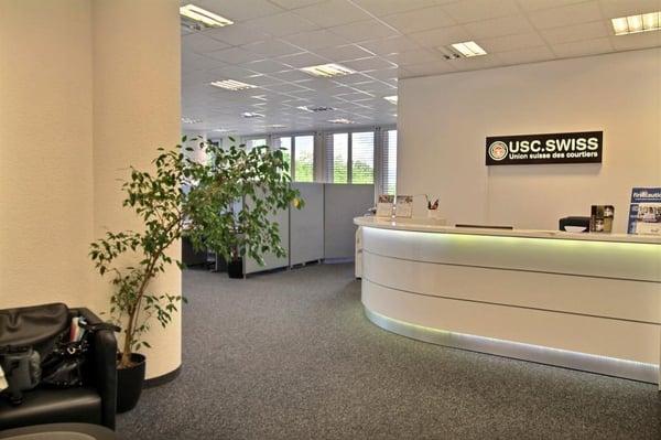 Magnifiques bureaux lumineux au centre cacib renens vd büro