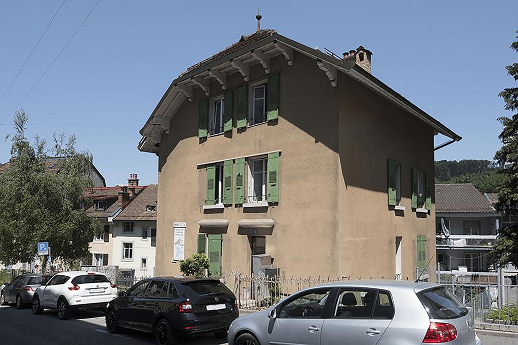 Avenue des Oiseaux 10