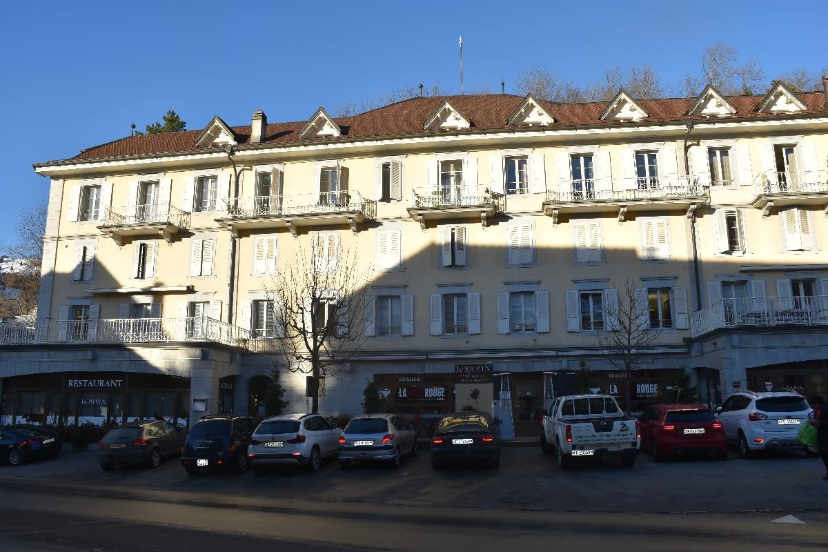Rue du Centre 25