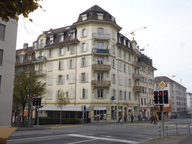 Avenue de Morges 141
