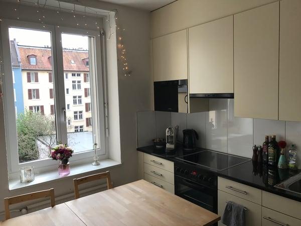 Charmante 2 Zimmerwohnung Im Herzen Von Zurich Zurich Wohnung