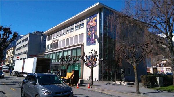 Büro mieten martigny avenue de la gare home