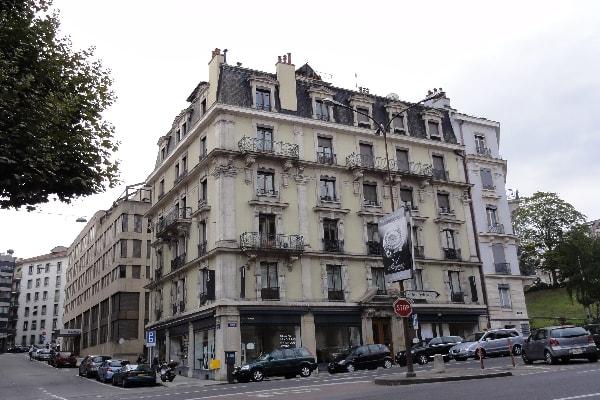 Boulevard Helvétique 18