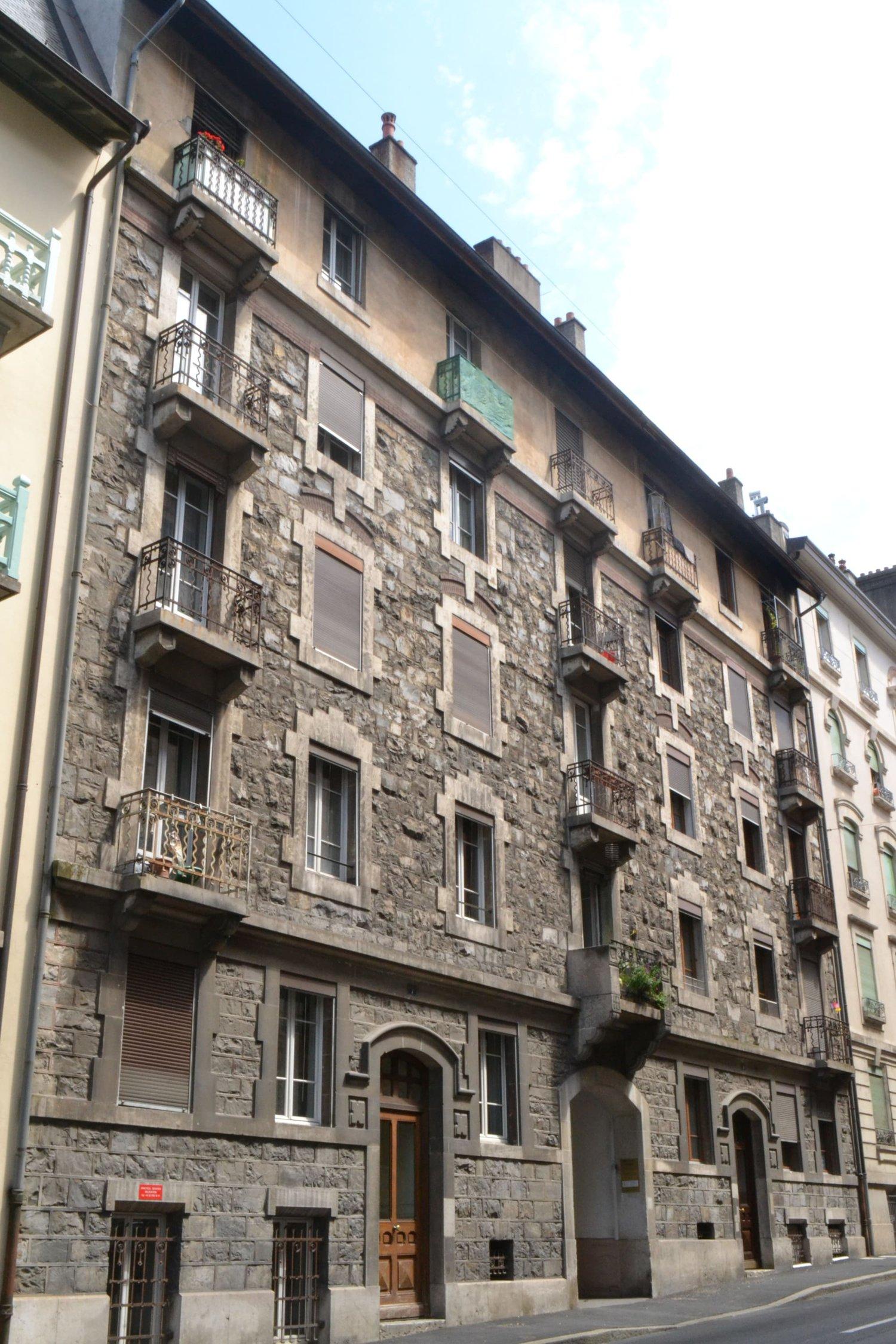 Rue de Savoie 7