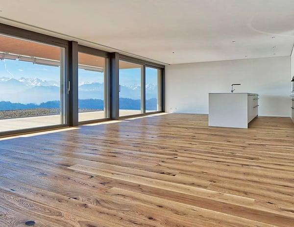 Exklusive Neubau Gartenwohnung An Sonniger Panoramalage