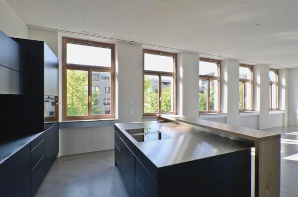 Neu Erstellte Loftwohnungen Im Industrial Stil Mit Seesicht