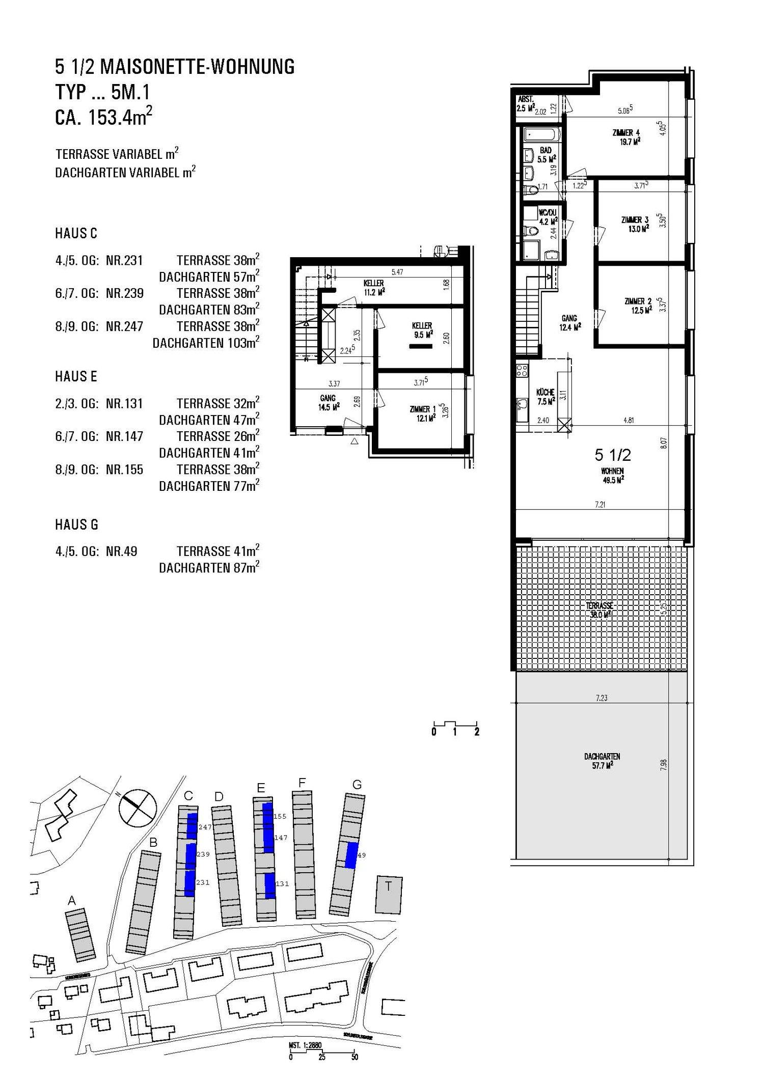 Schlossmühlestr. 213-257
