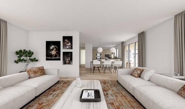 Neubau Haus C - modern und exklusiv an ruhiger Lage, Laufenburg ...