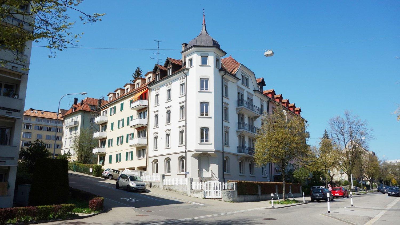 Storchenstrasse 2