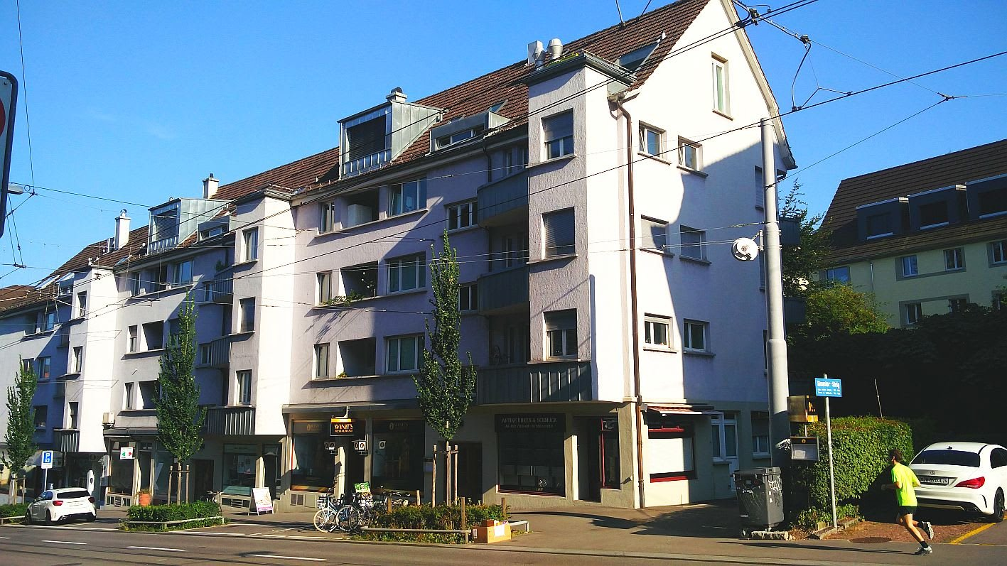 Albisstrasse 27