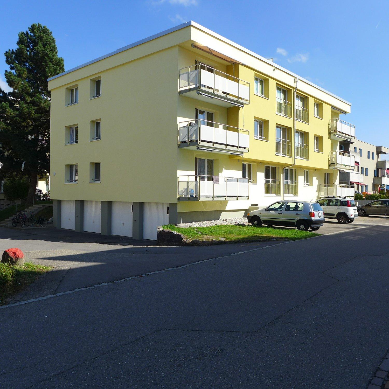 Brandstrasse 1