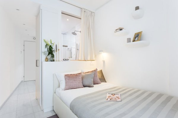 Styled Serviced Mini Studio Apartment For Rent St Sulpice Vd