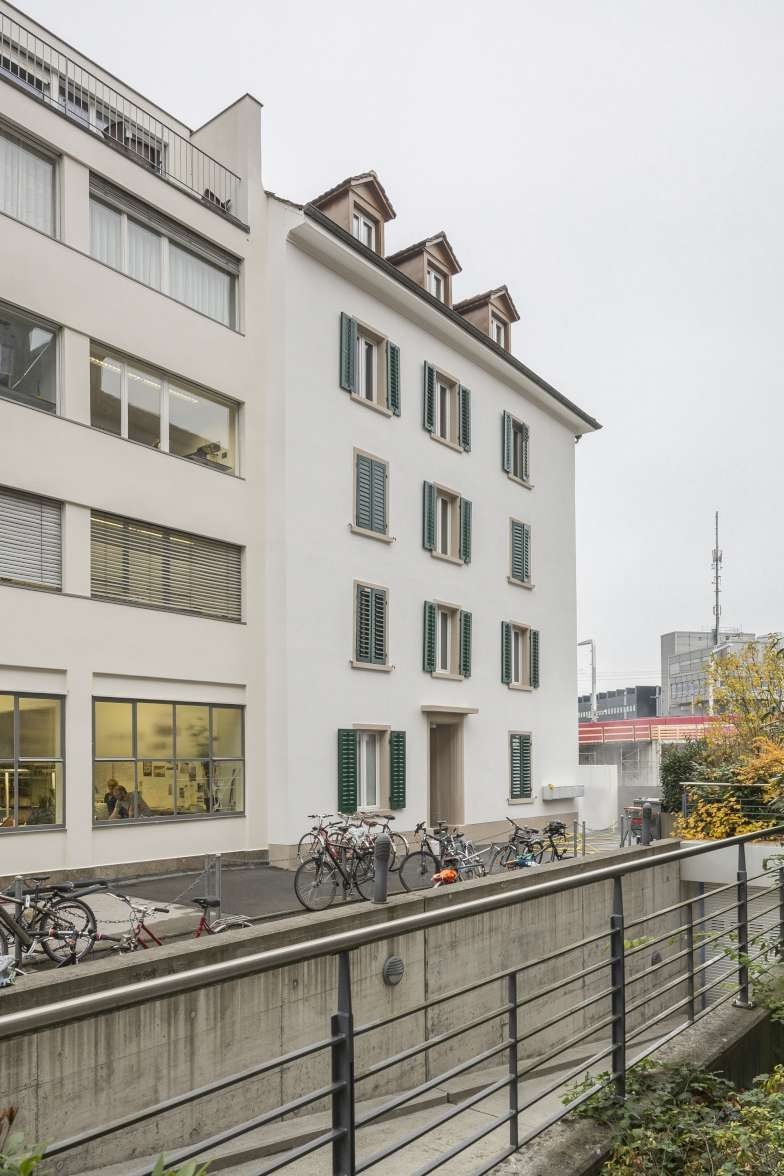 Neustadtstrasse 13