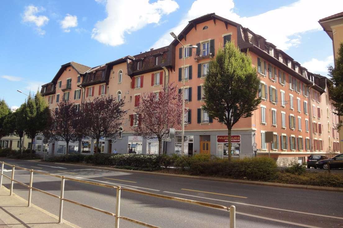 Rue du Jura 13