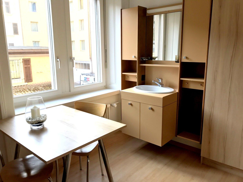 Möbliertes Zimmer nahe Limmatplatz
