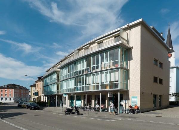 45 Zimmer Wohnung 9500 Wil Sg Mieten Poststrasse 4 A Immostreetch