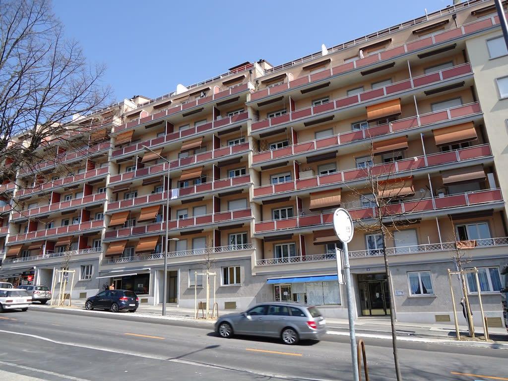 Rue du Bugnon 24