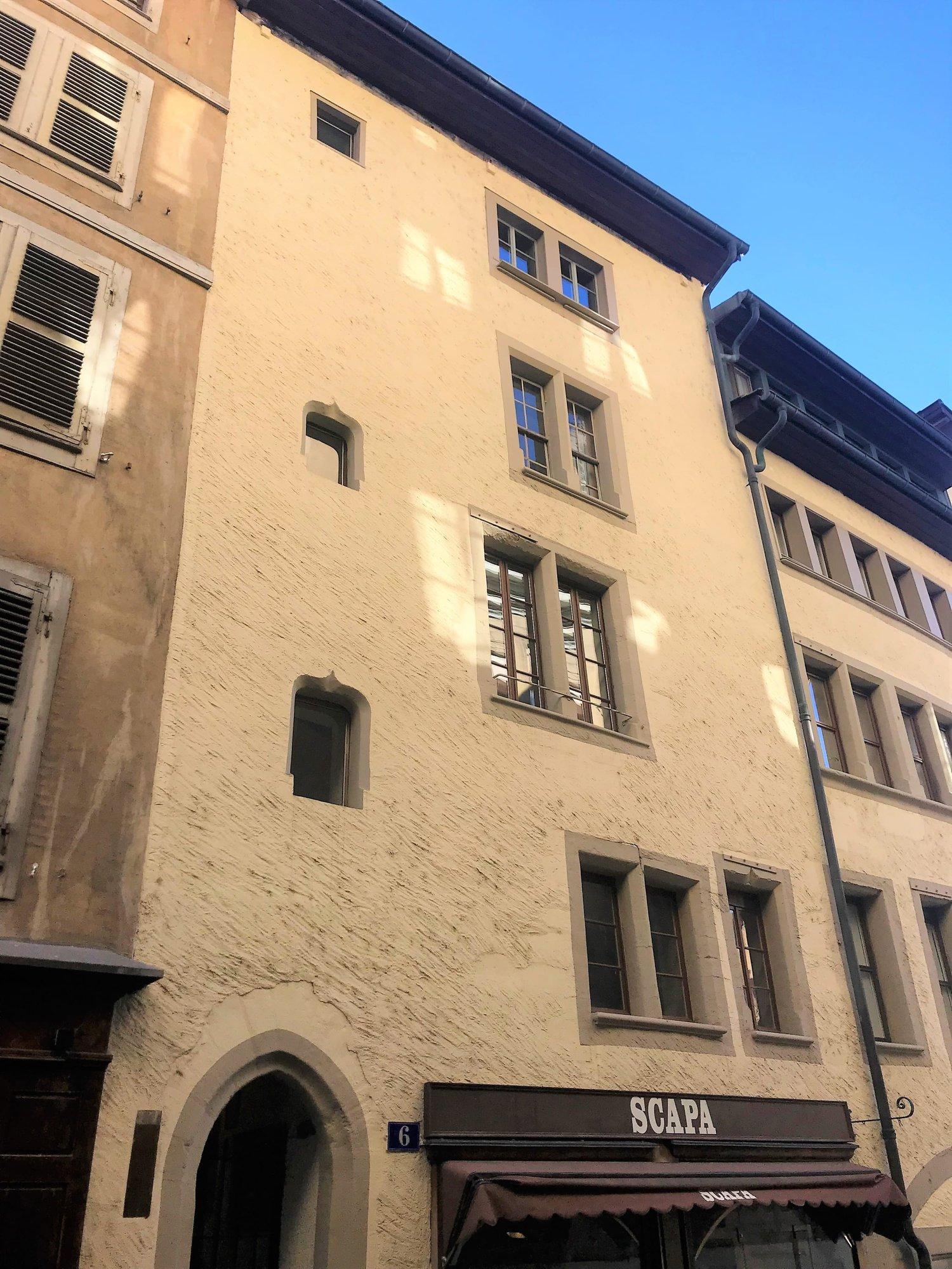 Rue des Chaudronniers 6