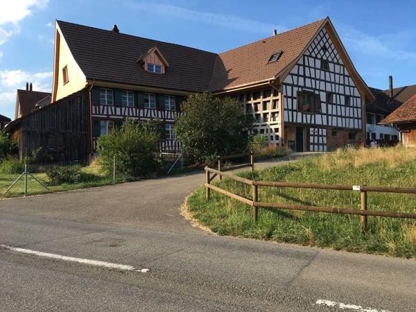 Rustikales Modernes Bauernhaus Happerswil Rent Apartment