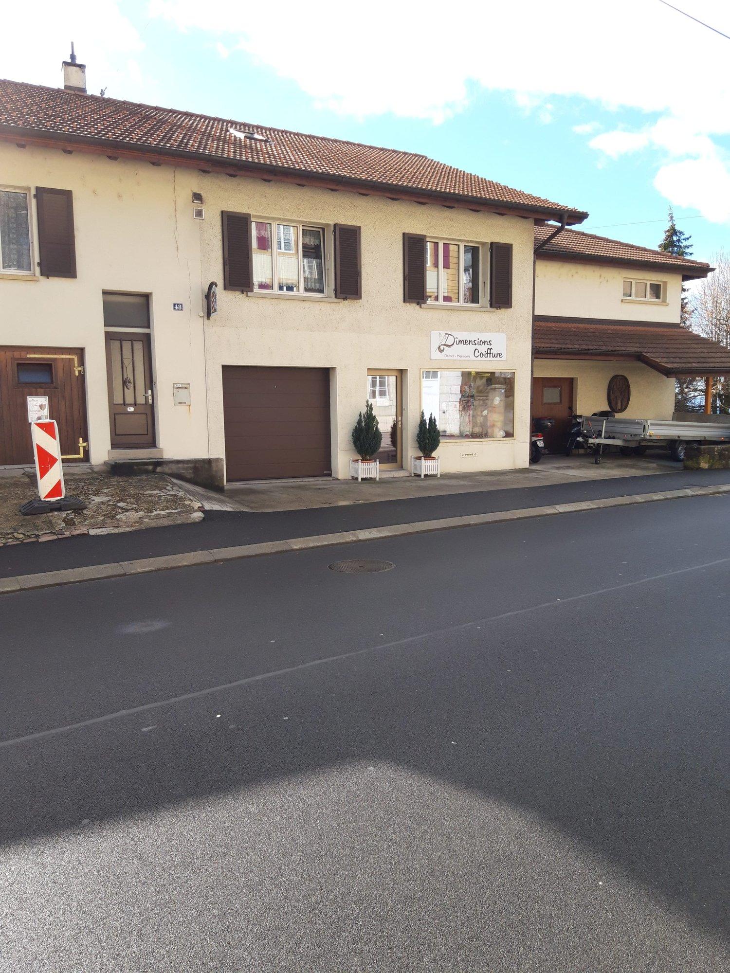 Rue de la Dîme 48