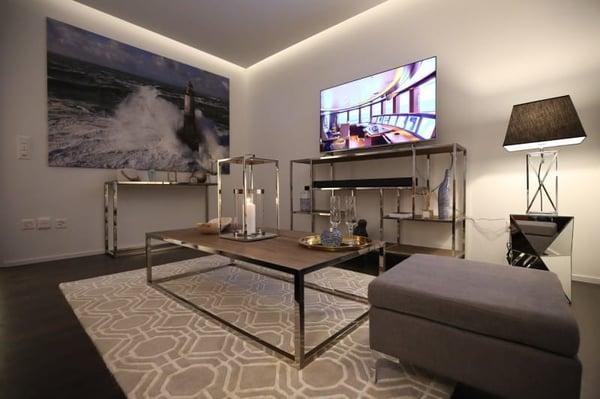 Exklusiv Mobliert Design Style Stilvoll Wohnen An Bester Lage In