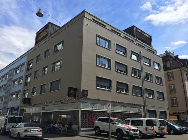 Moderne 2.5-Zimmer-Wohnung nähe Langstrasse, Zürich   rent Apartment ...