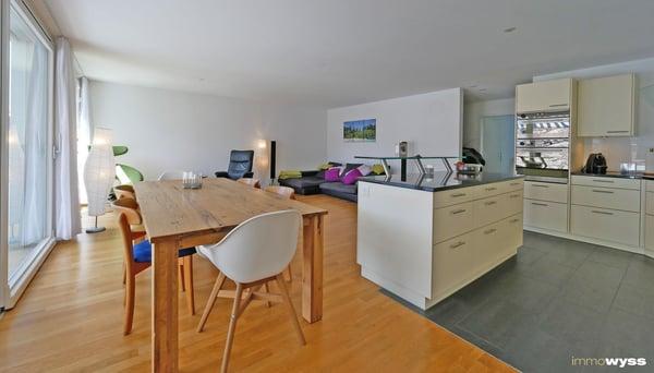Immobilien Wyss Ruhig Und Zentral Leben Münsingen Wohnung