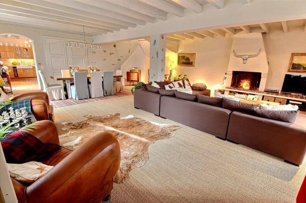 Superbe maison de village rénovée, Chavannes-de-Bogis, Chavannes-de ...