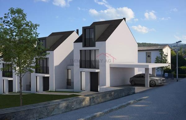 Wohnen Am Kappelirainweg Neubau 5 5 Zimmer Einfamilienhaus Haus C