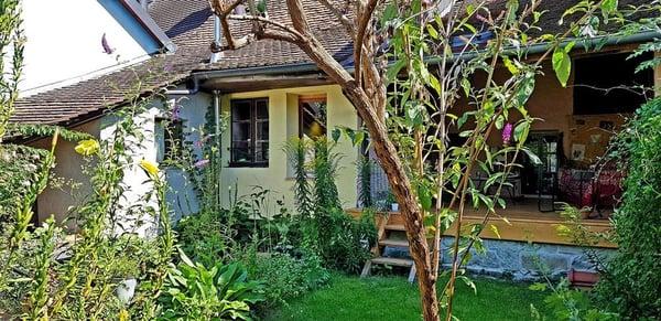 Charmante maison de bourg avec jardin, au calme., Moudon ...