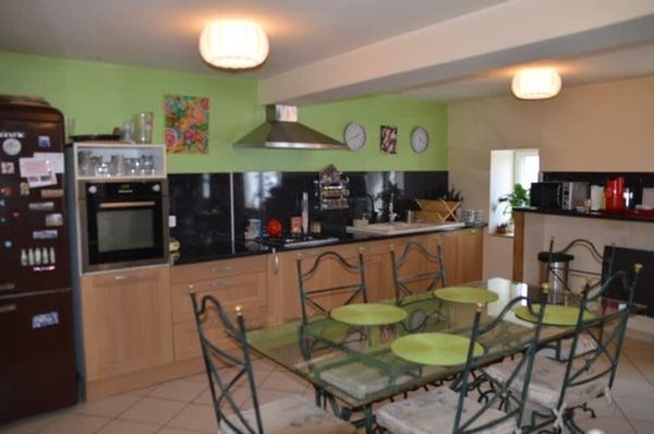 A vendre VILLECHENEVE, Maison rénovée 130 m2, VILLECHENEVE ...