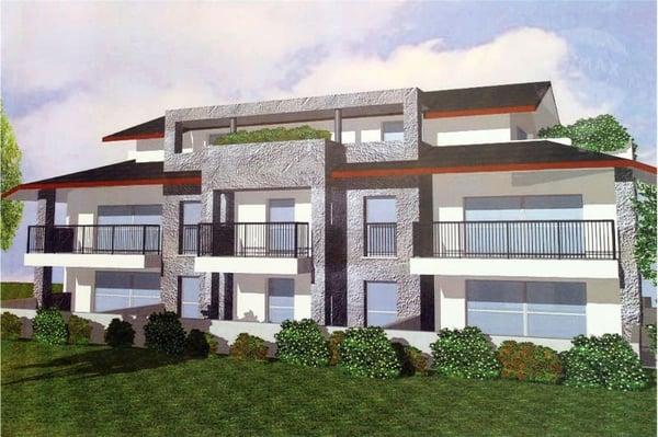 Neues Gebäude Mit Nur 7 Schöne Wohnungen In Cevio Maggiatal Cevio