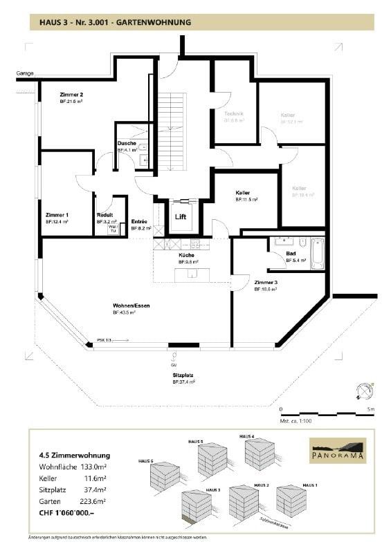 Küche Kaufen Kel | Schones Wohnen Im Schoneck 4 5 Zimmer Gartenwohnung Emmetten 25
