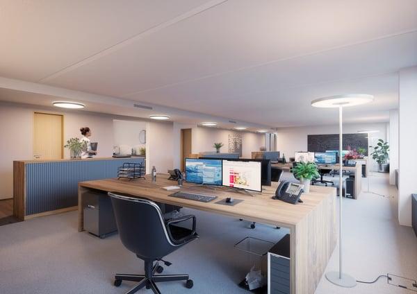 Openspace mit ausbau und gestaltungsmöglichkeiten zürich louer