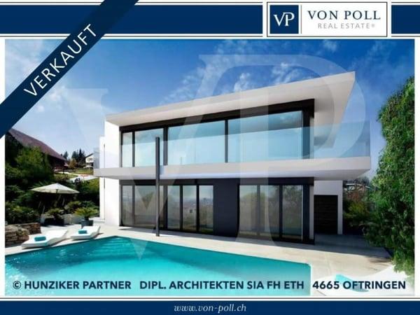 Verkauft Sensationelles Einfamilienhaus Mit Pool Und Garten