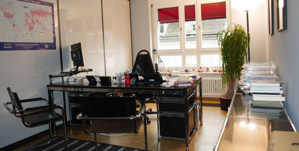 Erstklassiges Büro Im Herzen Von Basel Basel Büro Mieten