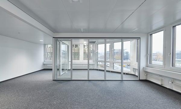 Geschäftshaus Neuhof Modernes Innenleben Baar Rent Office