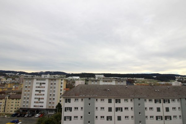Intérieur moderne et contemporain., La Chaux-de-Fonds | Wohnung ...
